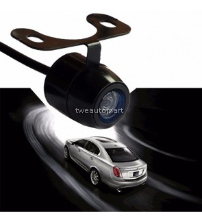 Car Auto Rear View Camera Waterproof CMOS Super Wide View Angle Anti Fog Glass Car Reverse Camera Auto Parking System