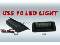 UNIVERSAL FITTING 10 LED Sporty 3rd Brake Light [VAN-2]