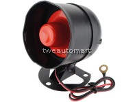 6 Tone Electronic Loud Siren for Car Alarm System
